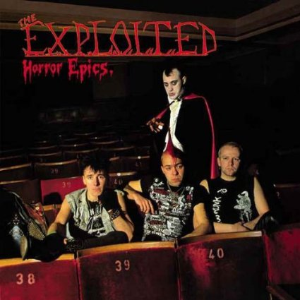 Exploited: Horror Epics LP